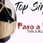 DIY Top Sirena a crochet