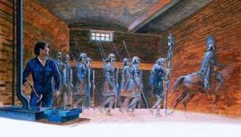 Resultado de imagen de FANTASMAS  de soldados romanos en YORK Inglaterra