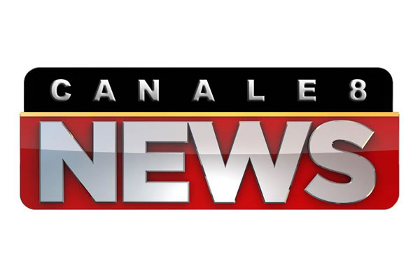 Canale 8 news LOGO