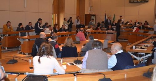 Consiglio comunale di Siracusa discute il consuntivo