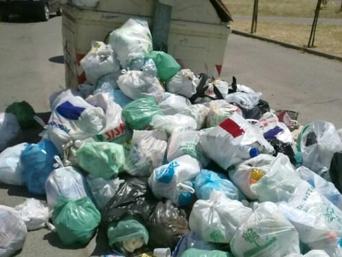 La Sicilia prima per la riduzione dei rifiuti