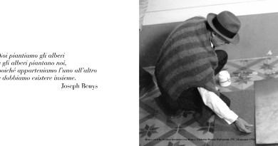 Joseph Beuys, preludio del centenario