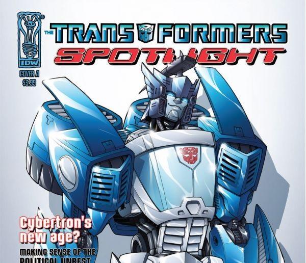 [Transformers 02] Spotlight Blurr – Orion pax