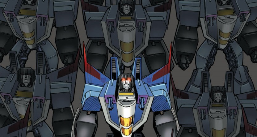 [Transformers 06] Spotlight Thundercracker Wheelie