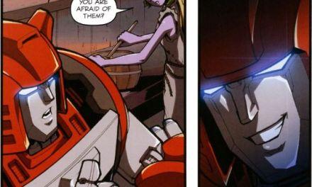 [Transformers 08] Spotlight Shockwave – Cliffjumper