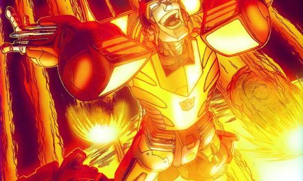 [Transformers 09] Spotlight Sixshot – Hot Rod
