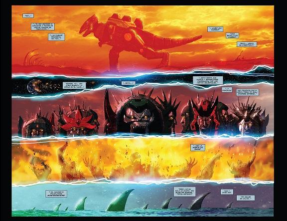 [Transformers Especial 01] Pasado y futuro en juego