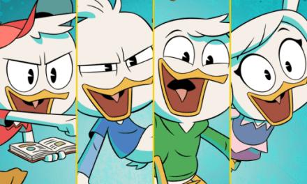 Ducktales continúa avanzando a paso fuerte