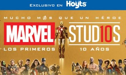 Maratón Marvel Studios Hoyts: La oportunidad de ver a tus Superhéroes como Dios manda