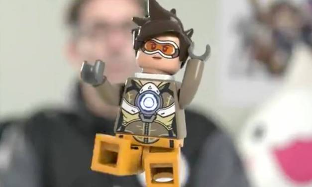 ¡Overwatch LEGO Sets muy pronto disponibles!