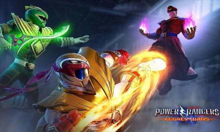 Tommy y Ryu se unen en este cortometraje de «Power Ranger: Legacy Wars»