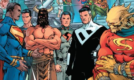 Superman: Visitantes inesperados