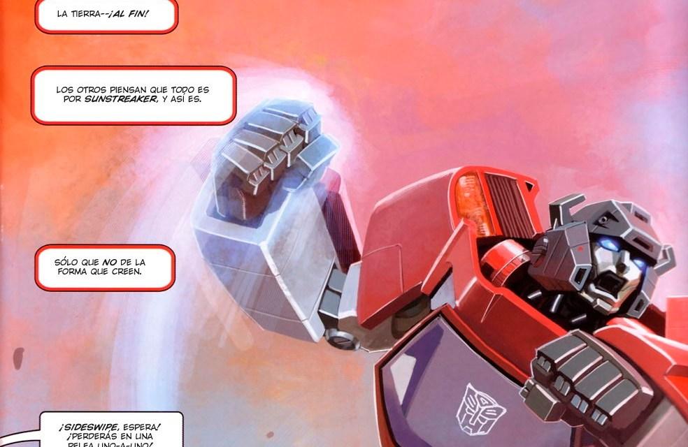 [Transformers 20] Doubledealer & Sideswipe