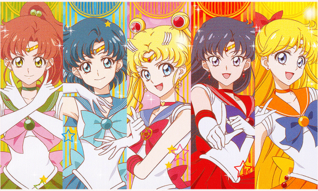 El tráiler latino de Sailor Moon Crystal