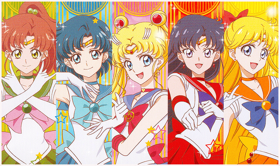 El tráiler latino de Sailor Moon Crystal