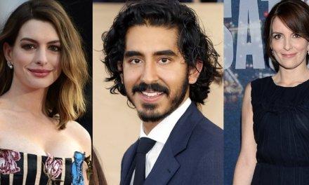 Modern Love, la comedia que reunirá a Anne Hathaway, Tina Fey y Dev Patel