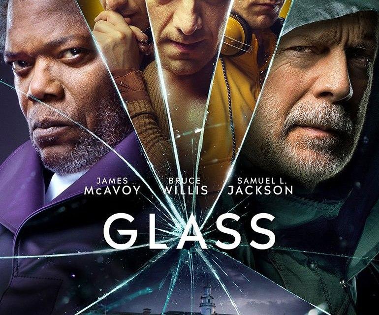 Mira los Espectaculares Afiches de Glass