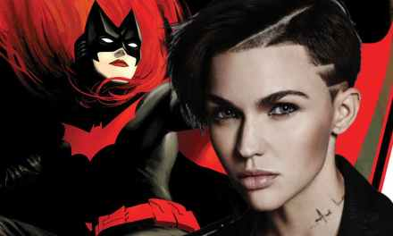 Batwoman se presenta con esta nueva foto en el Arrowverso