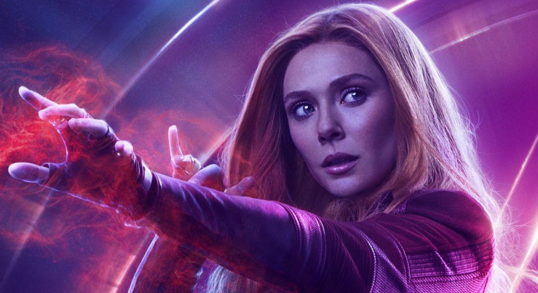 Los nuevos detalles de la serie de Scarlet Witch