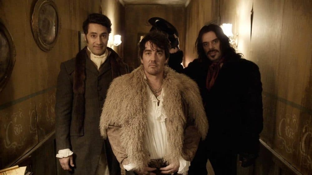 Los primeros adelantos de la serie de «What we do in the shadows»