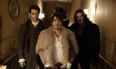 "Los primeros adelantos de la serie de ""What we do in the shadows"""