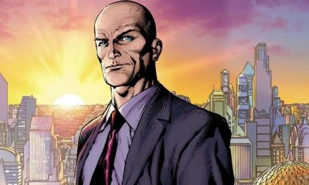 El primer acercamiento a Lex Luthor en Supergirl