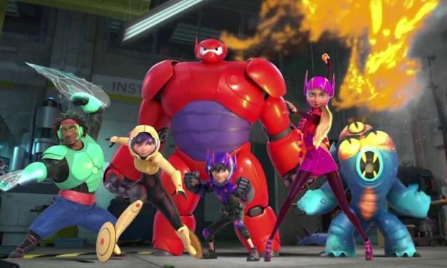 Big Hero 6 también será parte de Kingdom Hearts 3