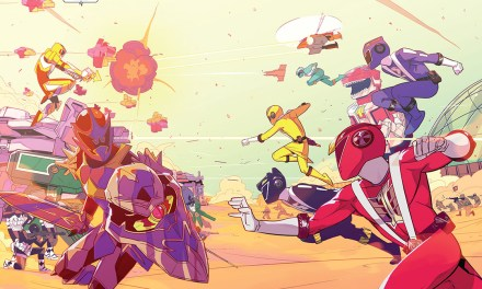 [Power Rangers Shattered grid 04] Ayuda extra