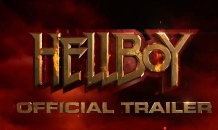 Hellboy: Llega el trailer de la nueva adaptación del chico infernal