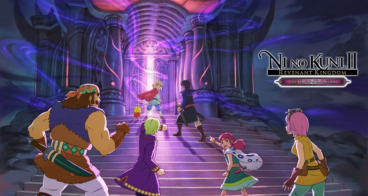 Ni no Kuni II: Revenant Kingdom – The Lair of the Lost Lord ya se encuentra disponible