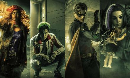 Los personajes que se van a incorporar a Titans