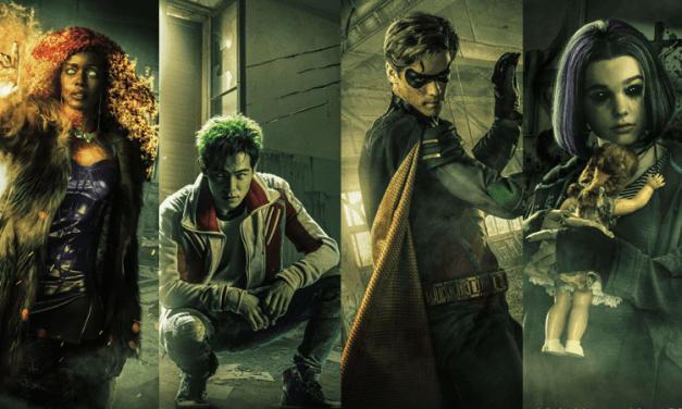 Titans hará su debut en Netflix en enero