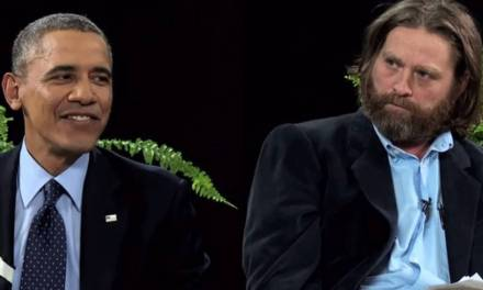 Netflix hará una película de Between two ferns