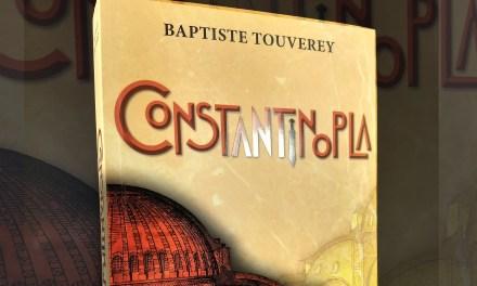 [Reseña libro] Constantinopla