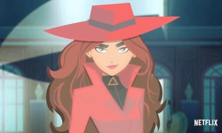 Rita Moreno también regresa a Carmen Sandiego
