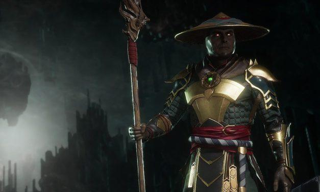 Raiden impondrá el orden en el opening cinemático de MK 11