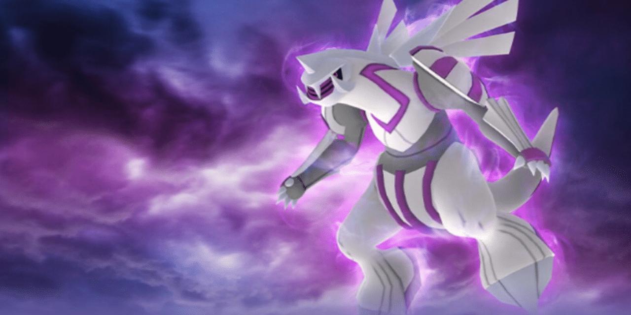 Palkia aparecerá en las incursiones de Pokémon GO