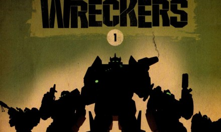 [Transformers] The last stand of the wreckers
