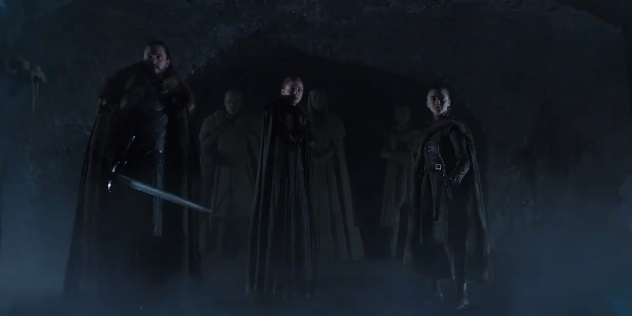 #ForTheThrone Arya y Jon se reencuentran en el nuevo teaser de Game of Thrones