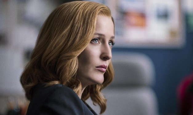Gillian Anderson se une a The Crown