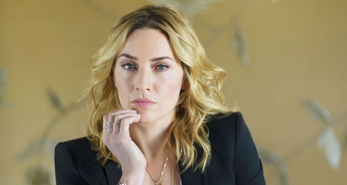 Kate Winslet protagonizará nueva serie de HBO