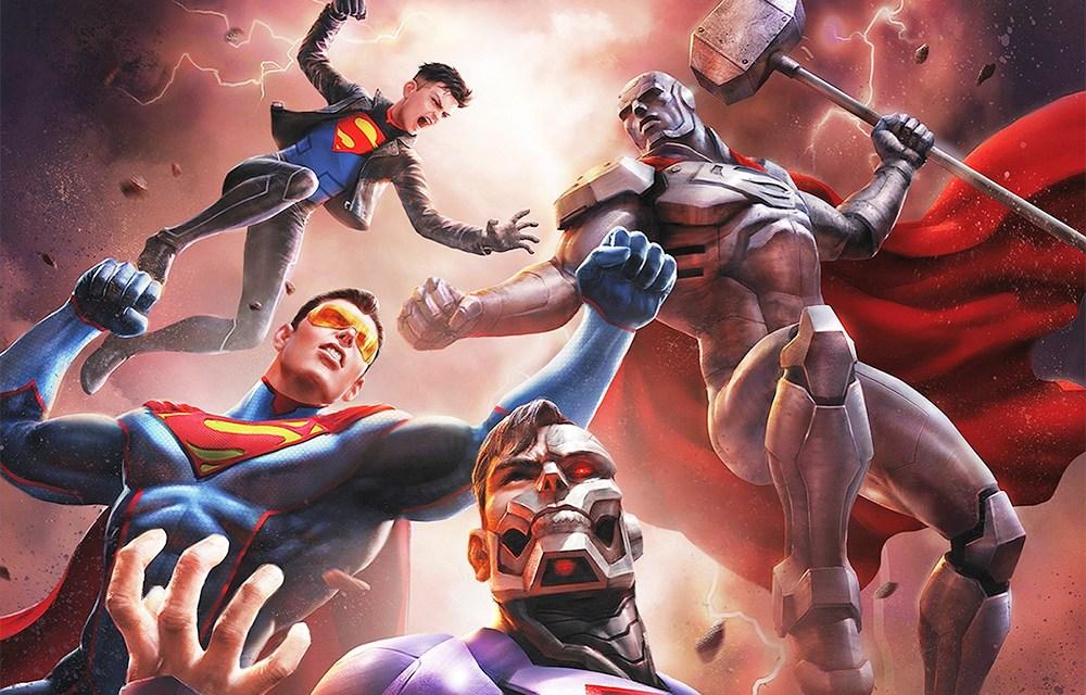 [Reseña] «Reign of the Supermen»: El regreso de la esperanza