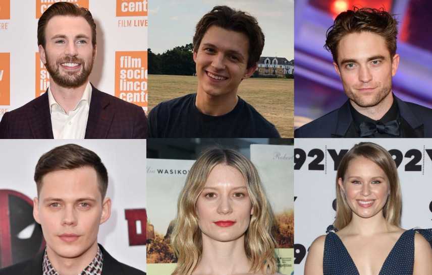 El elenco de «The Devil all the time» va tomando forma