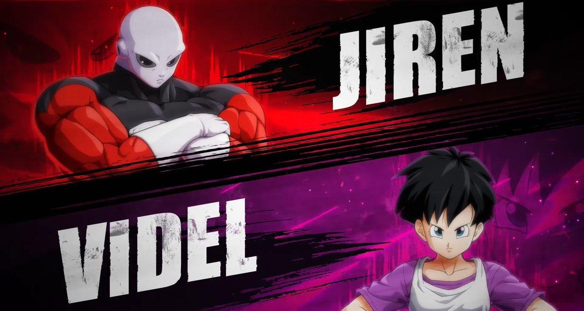 Videl y Jiren también se unen a Dragon Ball FighterZ
