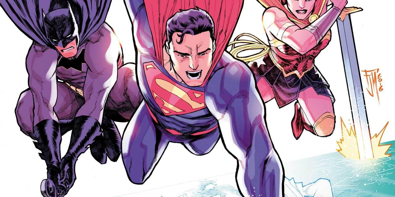 [DC Rebirth] Trinity