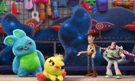 Ducky y Bunny se presentan en el nuevo adelanto de Toy Story 4