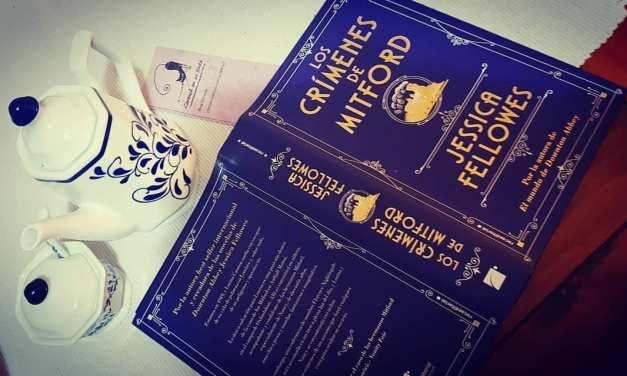 """Conoce los misteriosos """"Crímenes de Mitford"""" de Jessica Fellowes"""