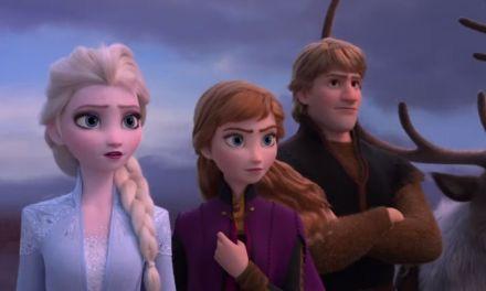 ¡Los poderes de Elsa entran en acción en el adelanto de Frozen 2!