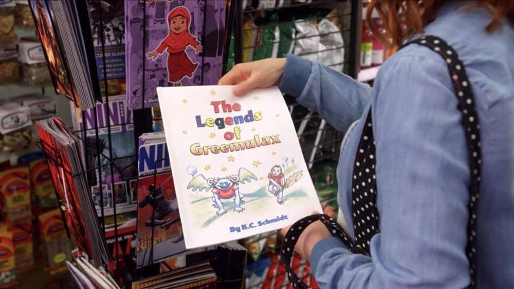 "El libro de Kimmy Schmidt, ""The Legends Of Greemulax"" será una realidad"