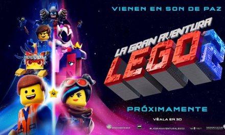 Próximo estreno: La Gran Aventura LEGO 2